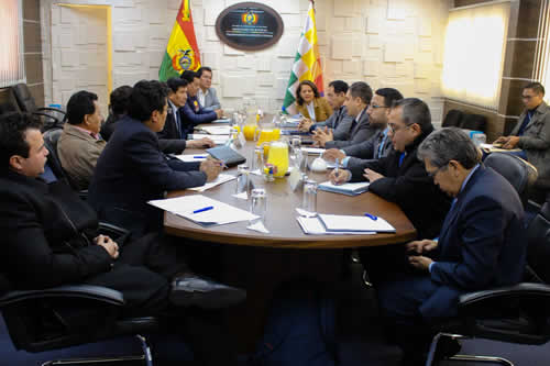 Arce: Comisión de Cumbre de Justicia trabaja en anteproyecto de abreviación penal