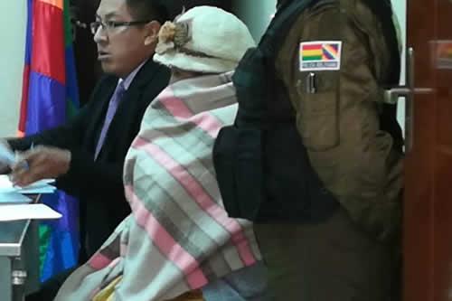 "Ordenan prisión preventiva para niñera implicada en muerte de bebé en ""Hogar 24 Horas"""