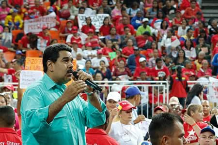 """Gobierno venezolano activa un nuevo plan para la """"seguridad ciudadana"""""""