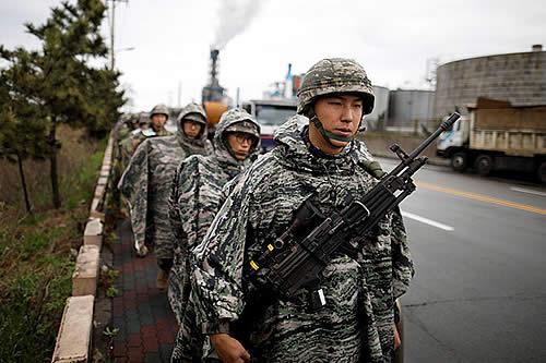 Pionyang acusa a Seúl de violar el cese de actos hostiles por sus maniobras con EE.UU.
