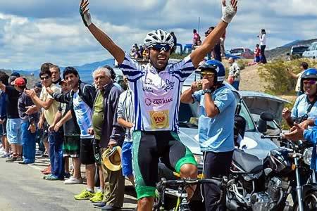 Laureano Rosas tras el cuarto título en el nombre de Elías