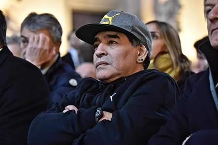 "Maradona afirma que Argentina ""con Messi o sin él"" se pude quedar sin Mundial"