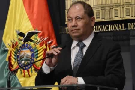 BOLIVIA: «Bolivia mantendrá política «pacifista» pese a reacciones agresivas y discriminatorias de Chile»