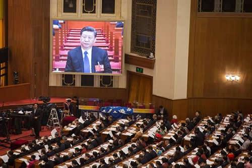 China reestructura su Gobierno tras la histórica reforma constitucional