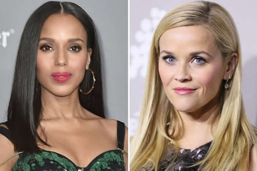 "Reese Witherspoon y Kerry Washington protagonizarán ""Little Fires Everywhere"""