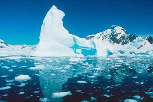Las olas de frío están conectadas con las altas temperaturas en el Ártico