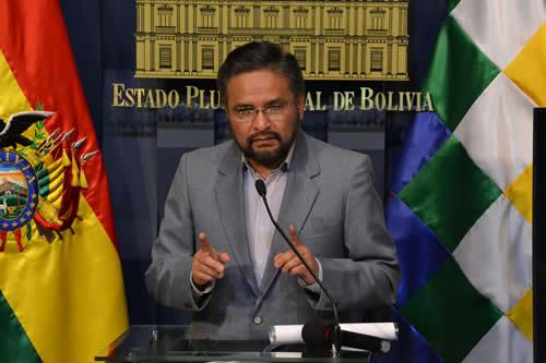 Gobierno rechaza asfixia económica a Santa Cruz y aclara que los recursos fueron en ascenso