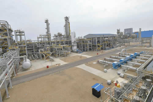 YPFB asegura que monitorea diariamente parámetros medioambientales en Planta de Urea