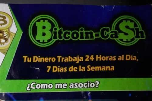 Detienen al líder de la estafa Bitcoin Cash de El Alto