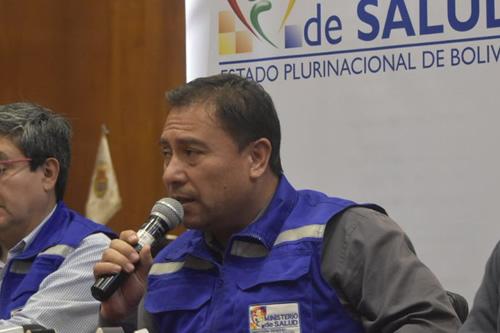 Ministro de Salud descarta la presencia de una nueva cepa de gripe en el país