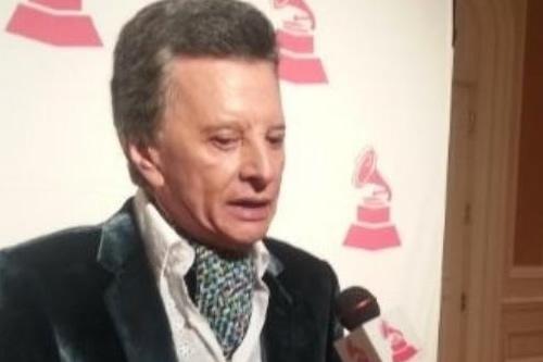 Palito Ortega lanza nuevo disco con versiones de éxitos de los años 60