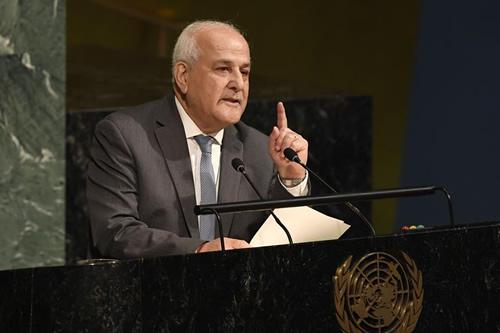La Asamblea de la ONU condena la represión israelí de las protestas en Gaza
