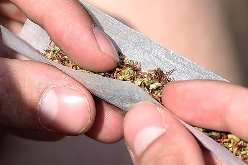 La marihuana provoca abandono escolar en Paraguay, según experta de la Senad