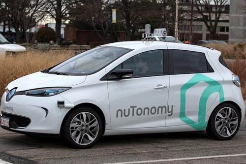 Los vehículos autónomos reportarán 800.000 millones de dólares de beneficios