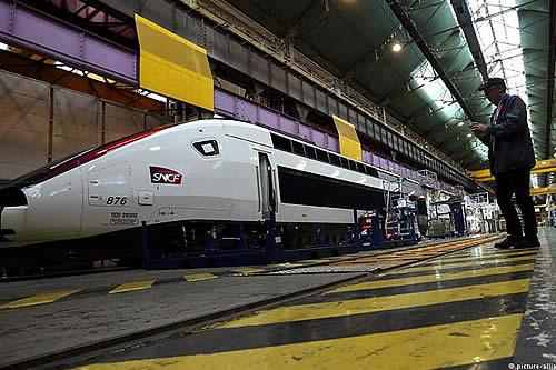 Francia apuesta por trenes sin conductor para 2023