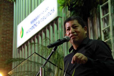 Sánchez: Bolivia será sede energética del mundo con el Foro del Gas