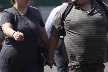 La obesidad dispara la diabetes en América