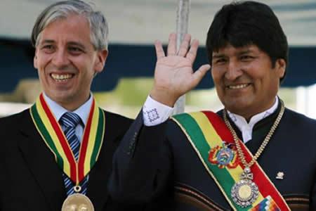 Anuncian que el sábado se proclamará a Morales y García Linera como candidatos para elecciones de 2019