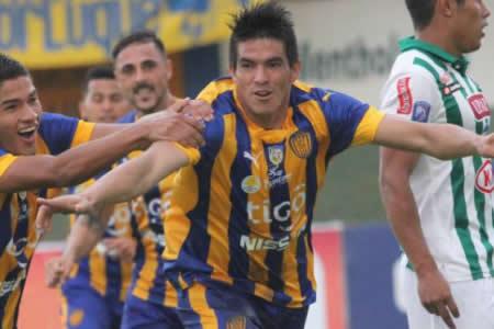 El paraguayo Gerardo Domingo jugaría en The Strongest