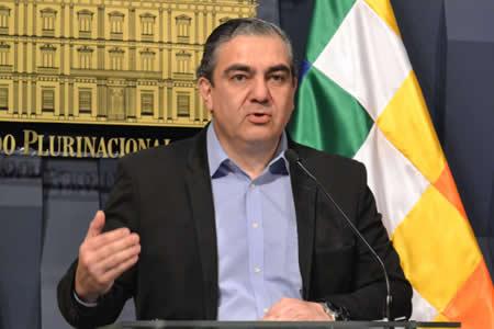 Siles: Autonomías envió documento final del pacto fiscal a las gobernaciones y alcaldías