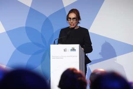 """Leonor Espinosa reivindica la gastronomía como """"motor de desarrollo"""""""