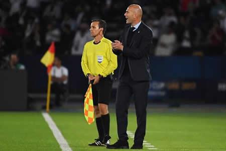 """Zidane: """"Merecimos la victoria y pasar a la final"""""""