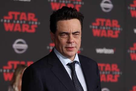 """Benicio del Toro: """"Star Wars"""" es la """"culminación a mi carrera"""""""