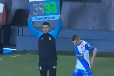 Alejandro Chumacero hace su debut en el Puebla
