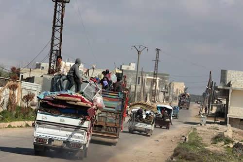 Más de 350.000 muertos en Siria en un conflicto que entra en su séptimo año