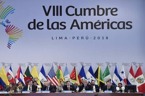 Cumbre logra acuerdo para lucha contra la corrupción
