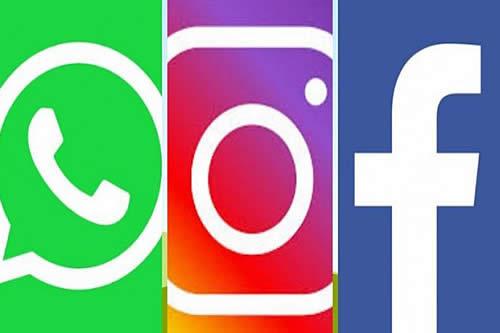 WhatsApp, Instagram, y Facebook: dos caidas en un mes