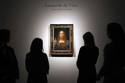 Afirman que la obra de arte más costosa del mundo podría no ser auténtica