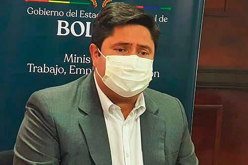 Ministerio de Trabajo dispone jornada laboral de 6 horas en La Paz