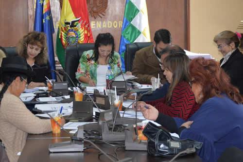 Comisión Legislativa concluye revisión de currículos de postulantes a Fiscal General
