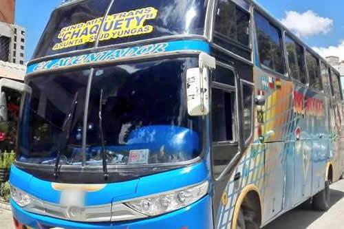 Accidente de tránsito en Villa El Carmen de La Paz deja 10 heridos