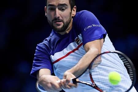 """Cilic:""""El nivel del tenis ha aumentado con Roger y Rafa poniendo más presión"""""""