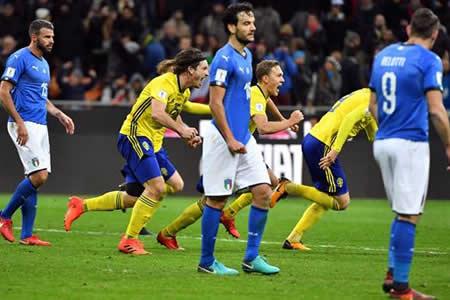 La eliminación de Italia: un fracaso económico y social además de deportivo