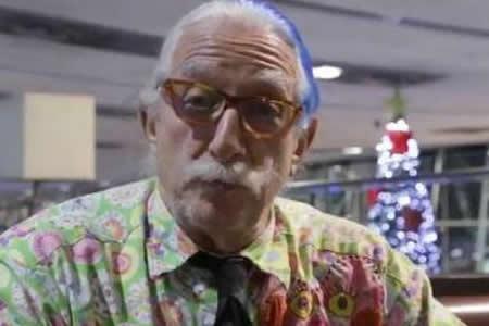 """""""Patch Adams"""" desmiente apoyo a Piñera y denuncia uso """"engañoso"""" de su imagen"""