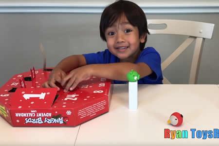 Un niño de 6 años gana millones de dólares por probar juguetes