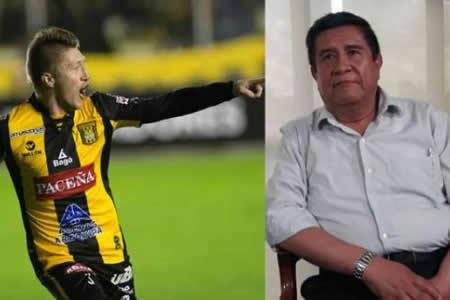 """Chumacero dejó """"plantado"""" tres veces al titular del Tigre"""