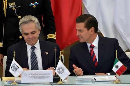 Gobernadores mexicanos asumen su compromiso en tareas de seguridad pública