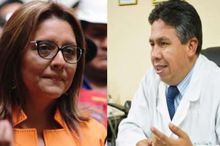 Dichos de López mantiene furiosos a médicos que buscan masificar el paro