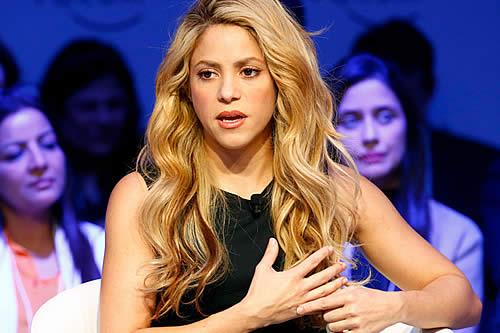 La Fiscalía española acusa a Shakira del fraude de 14,5 millones de euros a Hacienda