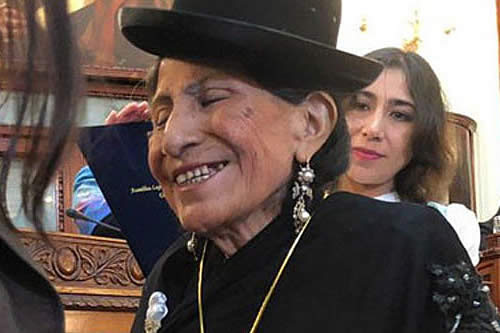 """Fallece la """"comadre"""" Remedios Loza a los 69 años de edad por cáncer"""