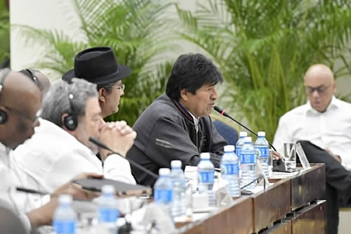 Morales advierte nuevas formas de golpe contra gobiernos progresistas y unidad de América Latina