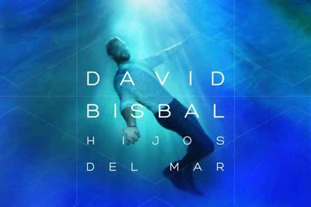 """David Bisbal presentará el día 16 en San Juan su nuevo disco, """"Hijos del mar"""""""