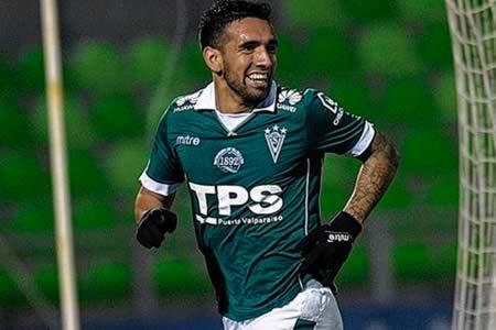 Bolívar anuncia acuerdo para comprar pase del chileno Ronnie Fernández