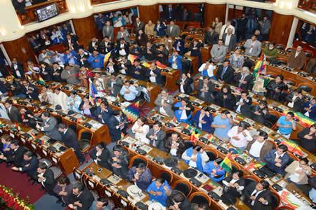 Conalcam aplaza a la Asamblea por no socializar Código, la culpa del conflicto