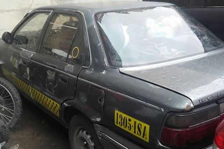 Extranjero ebrio mató a golpes a un taxista en La Paz