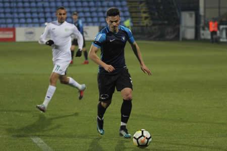 El Athletic anuncia un principio de acuerdo con el internacional rumano Ganea
